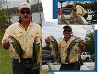 Fall is a great time to go bass fishing with a rattle trap!
