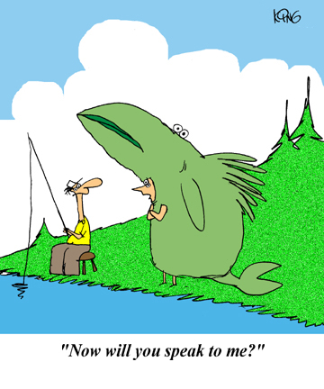 Bass Fishing Funnies