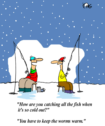 Bass Fishing Cartoons