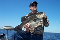 Imagination Bassin Guided Bass Fishing Trips