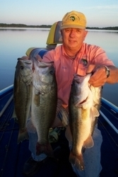 Bass Fishing Guide Inky Davis