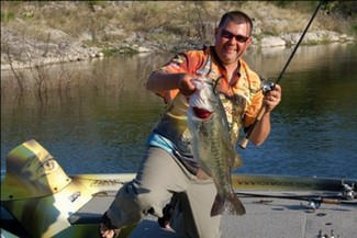 Lake Amistad 12lb Giant