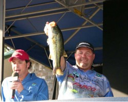 Lee Bailey, Jr. Qualifies For 2007 Bassmaster American