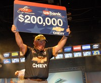 Clapper wins Chevy Open on Detroit River
