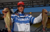 Rose leads Wal-Mart FLW Series event on Pickwick Lake