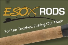 ESOX Bass Fishing Rods