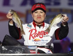 Louisiana's Judy Wong Claims Emotional Victory in Women's Bassmaster Tour Championship
