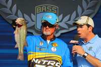 Rick Clunn Four Time Bassmaster Classic Winner