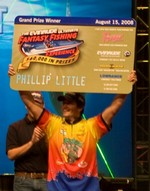 Winner is Awarded Prize Live at FLW Championship Competition