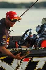 VanDam is looking forward to the upcoming Bassmaster Classic