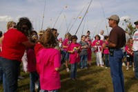 Go Fish Girls! Pilot Program for Nebraska Girl Scouts