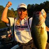 The first woman who will compete in a Bassmaster Classic