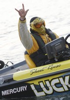 Bassmaster Elite Series pro and 2007 Toyota Tundra Bassmaster Angler of the Year