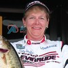 Emily Shaffer Leads Day One