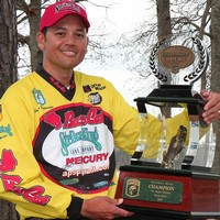 Nigggemeyer wins Toledo Bend Central Open