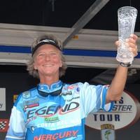 Legend Boats Pro Pam Martin-Wells wins Neely Henry