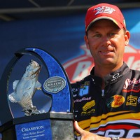 Kevin VanDam's win puts him a top the AOY leader board again