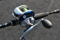 Put your line size on your reels