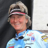 Pam Martin-Wells has the Angler of the Year lead going into the Championship