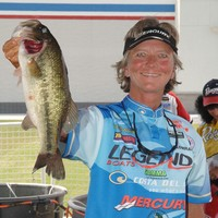 Pam Martin-Wells WBT Angler of the Year