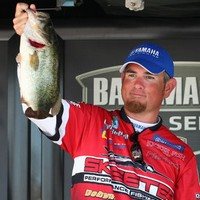 Clark Reehm B.A.S.S. Elite Series Pro at Clear Lake