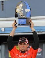 John Crews Wins the Elite Series on the California Delta