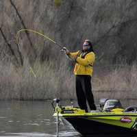 Skeet Reese on the road to Angler of the Year