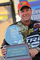 Kevin VanDam wins BASS Angler of the Year