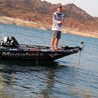 Aaron Martens at Lake Mead U.S. Open