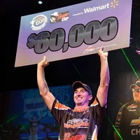 Paul Mueller wins FWC Co-Angler