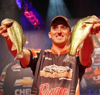 Paul Mueller wins Co-Angler FWC