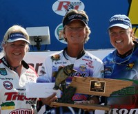 Pam Martin Wells Lady Bass Angler AOY