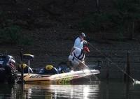 Randall Tharp Team Evinrude Angler