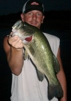 Derek Gardner with a nice bass