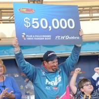 Dan Morehead wins FLW EverStart Championship