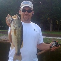 Mike Cork cypress bass