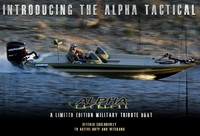Legend Boats Alpha Tactical