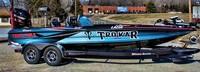 Brent Chapman's boat
