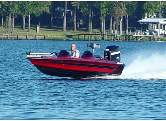 Legend Boat Mercury Motor