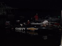 Team Chevy with early preps