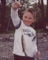 A Child's First Fish