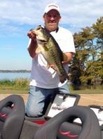 Cross Lake 9 pounder