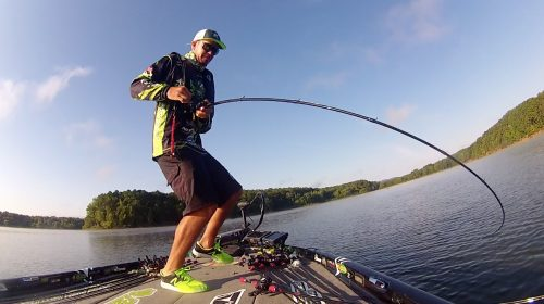 Forrest Wood Cup returns to Lake Ouachita