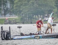 Larry Nixon on the FLW Cup