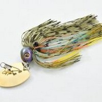 V&M Lightning Blade Bass catching colors