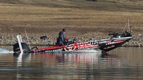 Pro Angler Mike Iaconelli