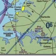 Bass Fishing on the Chesapeake Bay Rivers