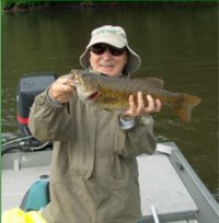 20 inch smallmouth