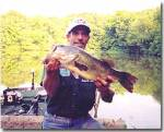 Topwater baits produce big bass