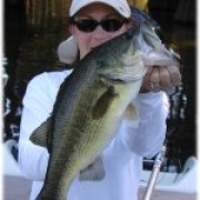 This is me with a nice bass!